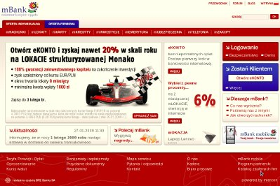 mbank screenshot